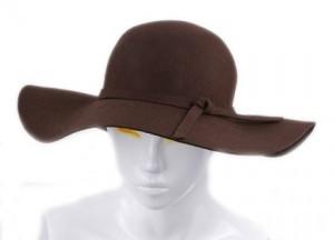 Wide Brim Bowler Hat Pictures