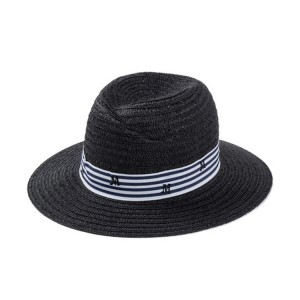 Wide Brim Straw Hat Images