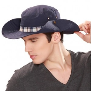 Wide Brim Sun Hats for Men