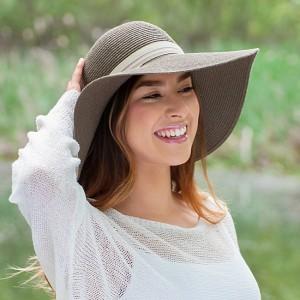 Wide Brim Sun Hats for Women