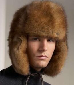 Winter Fur Hats for Men