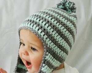 Winter Hat for Baby Boy