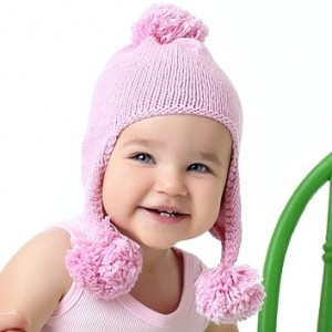 Winter Hats for Baby Girls
