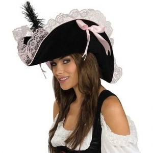 Women Pirate Hat