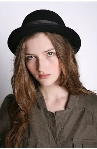 Womens Bowler Hat Images