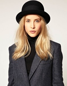Womens Bowler Hat Photos