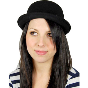 Womens Bowler Hat Pictures