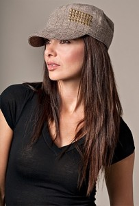Women's Military Hats Fashion