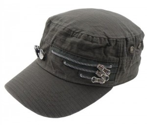 Womens Military Style Hats