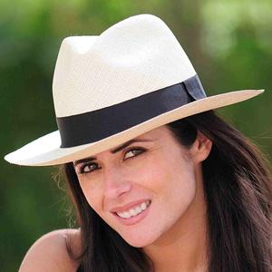 Womens Panama Hat