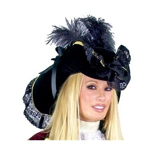Womens Pirate Hat Photo