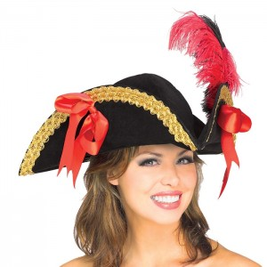 Womens Pirate Hat Picture