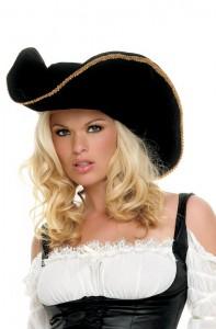 Womens Pirate Hats