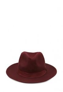 Womens Wool Panama Hat
