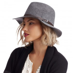 Womens Wool Panama Hat