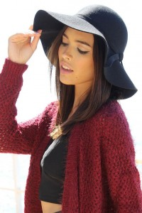 Wool Floppy Hat Images