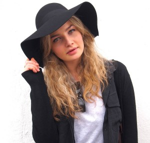 Wool Floppy Hat Pictures