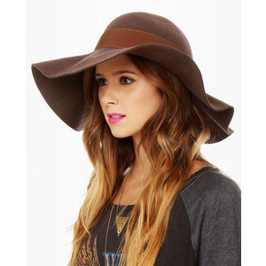 Wool Floppy Hats