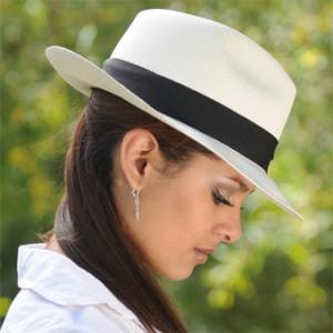 panama hats for women