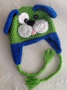 Animal Crochet Hats