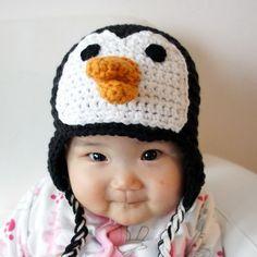 Animal Hats for Babies