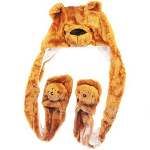 Animal Hats with Paws for Kids