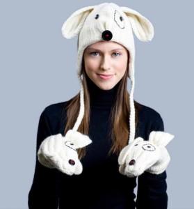 Animal Head Hats