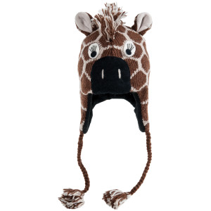 Animal Winter Hats for Kids