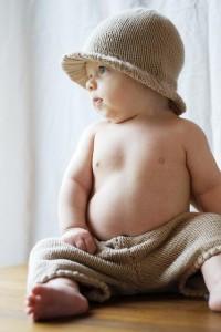 Baby Safari Hat