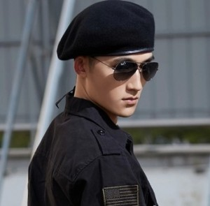 Beret Hat for Men