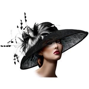 Black Derby Hats