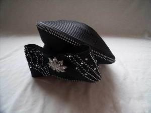 Black Lady Church Hats