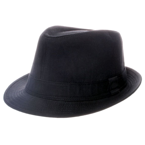 Cultural Exchange Stylish Cool Beehive Summer Mesh Cotton Brim Mens Fedora Hat [Black - 59 cm (L/XL)] Sold by The Cultural Exchange Shop. Luxury Divas Black Classic Pinstripe Trilby Fedora Hat. Sold by Luxury Divas. $ $ Luxury Divas Black Woven Fedora Hat With Pinstriped Hat Band.