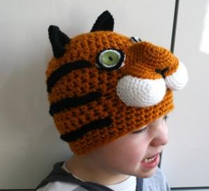 Crochet Animal Hat Patterns