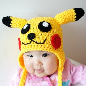 Crochet Animal Hats for Babies