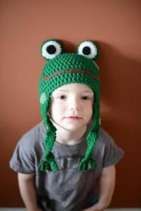 Crochet Animal Hats for Kids
