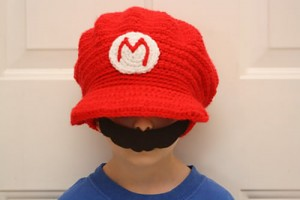 Crochet Mario Hats