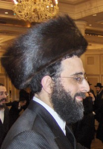 Furry Jewish Hat