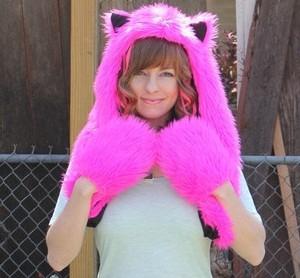Fuzzy Animal Hats