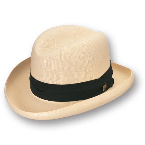 Homburg Hats Tag