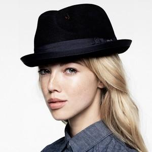 Homburg Hat Women