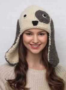 Knit Animal Hats