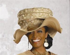 Ladies Church Hat
