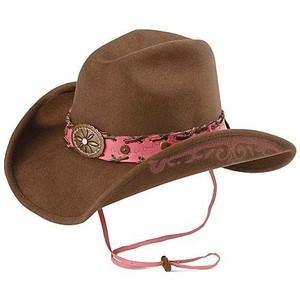 Ladies Western Hats