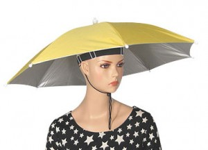 Large Umbrella Hat