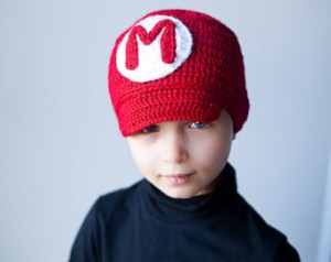 Mario Hat Pattern