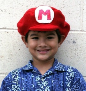 Mario Hats for Kids