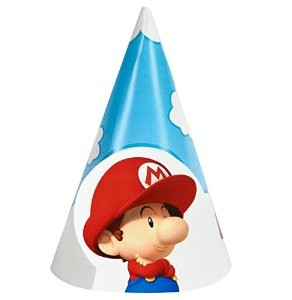 Mario Party Hats