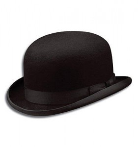 Mens Derby Hat