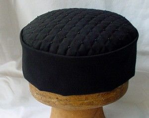 Mens Pillbox Hat